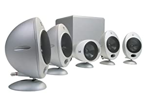 Kef KHT2005.2 Five Speaker Plus Subwoofer