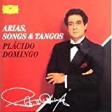 Placido Domingo Arias Songs & Tangos