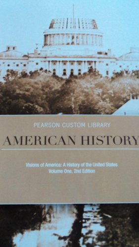 American History (volume one edition 2)