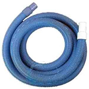 Pool vac hose 1 5 x 15 39 swimming pool pump for Garden hose pool vacuum
