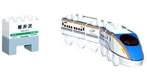 BlockLabo ブロックラボ 北陸新幹線E7系ブロックセット