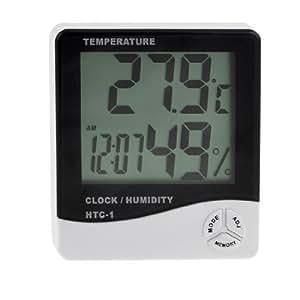 metro de la humedad del higrómetro del reloj: Health & Personal Care