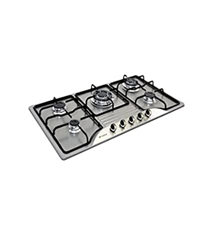 MDR 95 MTX SS 5 Burner Built In Hob Gas Cooktop