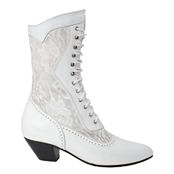 Cathedral Bridal Boots