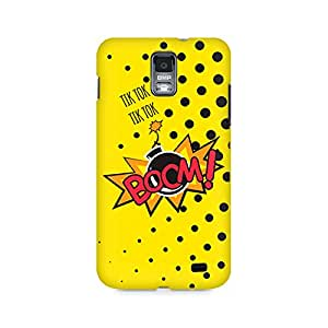 Mobicture Boom Premium Printed Case For Samsung S2 I9100/9108