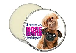 The Blissful Dog Brussels Griffon Nose Butter, 8-Ounce