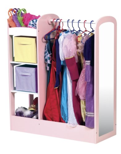 Guidecraft See and Store Dress Up Center Design: Pastel