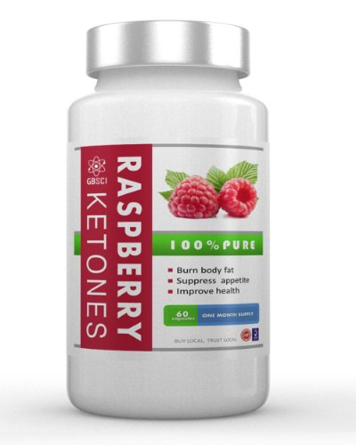 Raspberry Ketones - 100% Pure - Max Strength 600mg Diet Pills - Powerful Premium Quality Natural Fat Burner - Most Effective - Will Burn Your Fat, Boost Your Metabolism And Suppress Your Appetite - All Natural Lean Weight Loss Appetite Suppressant Supplement For Men And Women - 1200mg 30 Day Supply - Money Back Garuantee