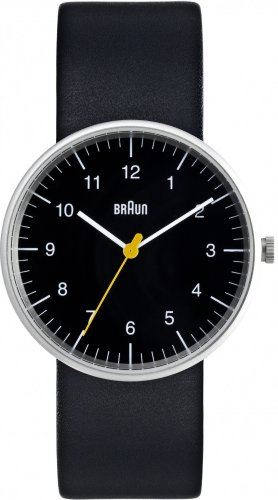 BRAUN Gents Wristwatch for Him Classic & Simple