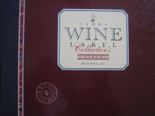 Wine Label Collector's Album (Wines of the world)