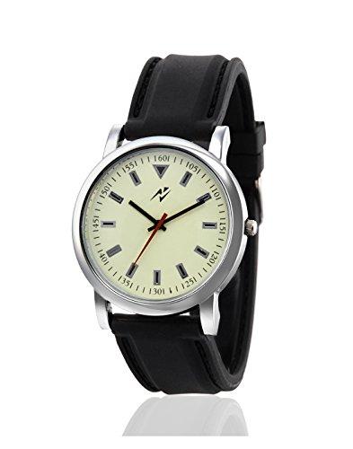 Yepme Droza Unisex Watch Cream/Black