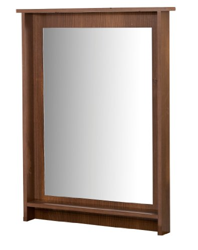 Nexera 401215 Nocce Mirror, Matches 401206 6-Drawer Double Dresser, Truffle back-955378