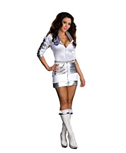 Dreamgirl Womens Space Case Adult Costume from DREAMGIRL INTERNATIONAL