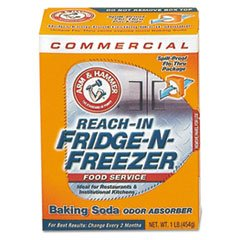 ** Fridge-n-Freezer Pack Baking Soda, Unscented, Powder ** (Breakroom Fridge compare prices)