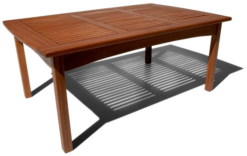 Strathwood Gibranta All-Weather Hardwood Coffee Table