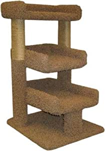 Triple Cat Perch
