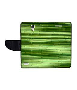 KolorEdge Printed Flip Cover For Xiaomi Redmi Note Prime Multicolor - (1479-55KeMLogo11762RedmiNotePrime)