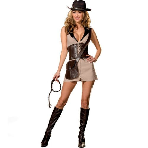Treasure Hunter Adult Costume - Adult Costumes