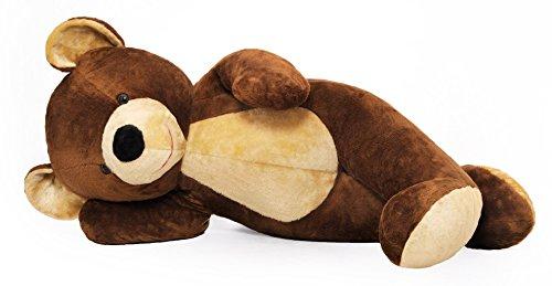 Riesen Teddybär Plüschtier Stofftier braun