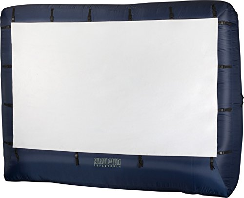 Gemmy Airblown® 39121X Movie Screen-12 ft. Screen w/Storage Bag