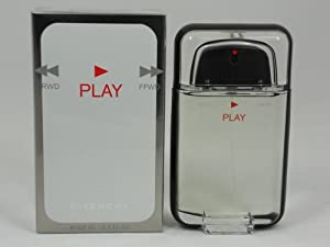Givenchy Play for Men by Givenchy 3.3 oz 100 ml EDT Spray