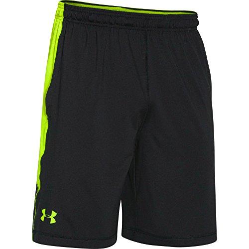 "Under Armour Men's UA Raid Printed 10"" Shorts X-Large Black"