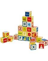 Alphabet en Cubes