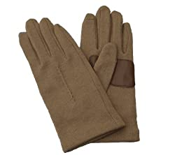 Echo Design Women's Echo Touch Basic Glove, X-Large, Camel