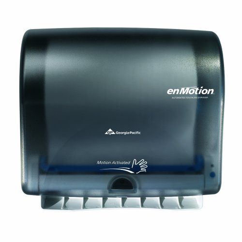 Georgia Pacific Enmotion 59462 Automated Touchless Towel Dispenser Lot Of 6