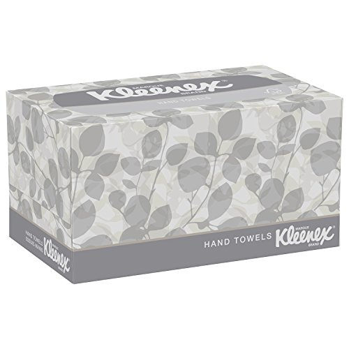 Kleenex Hand Towels With Premium Absorbency Pockets Hygienic