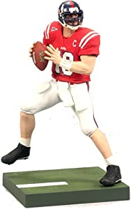 Buy McFarlane Mississippi Rebels Series 2 Football Figures by McFarlane Toys
