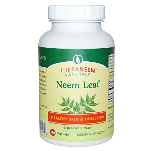 theraneem-naturals-hoja-de-neem-120-caps-veggie-organix-sur
