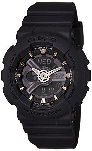 Casio-Baby-g-Analog-Digital-Black-Dial-Womens-Watch-BA-110GA-1ADR