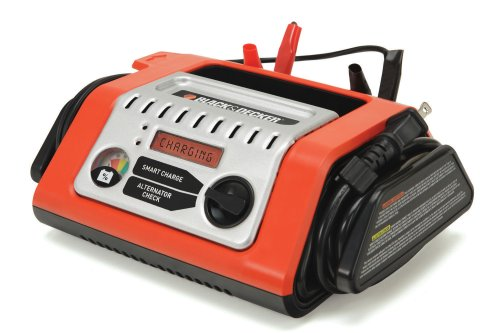 Black & Decker BCS10B 10 Amp Simple Battery Charger
