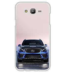 ifasho Amzing blue Car Back Case Cover for Samsung Galaxy On 5