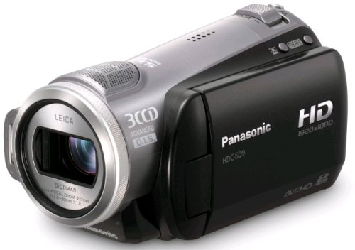 Panasonic HDC-SD9EB-S HD Camcorder