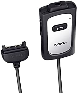 Nokia Audio Adapter for Nokia 6085, 6086, 6126, 6131, N71, N72, N73, N80, N93