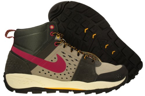 Nike Mens Alder Mid Acg Winter Boots Midnight Fog 599660-060 Size 8.5