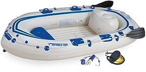 Sea Eagle SE8 9-Foot 7-Inch Motormount Inflatable Boat