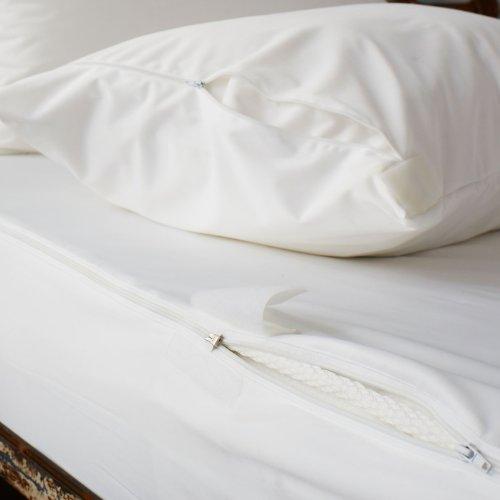 Soak/&Sleep Ultimate Water Resistant Anti Bed Bug Mattress Encasement by Soak/&Sleep Single
