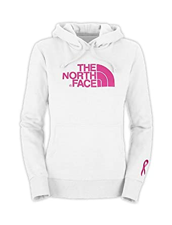 The North Face Ladies Pink Ribbon Half Dome Hoodie by The North Face