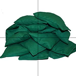 Bean Bags, Plain, Green