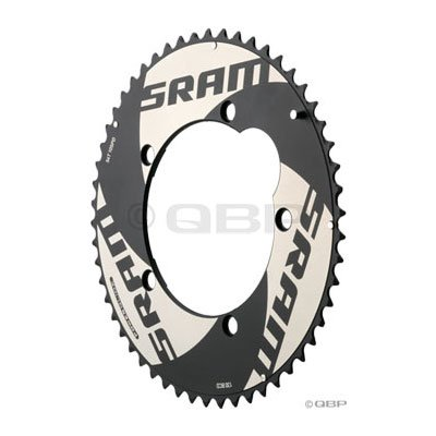 SRAM Red 53T 130mm Black TT Chainring