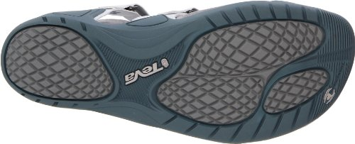 Teva Women's Zilch W's Sandal Blue 4180 4.5 UK Image collection: