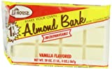 Log House Almond Bark Vanilla, 20-Ounce (Pack of 6)