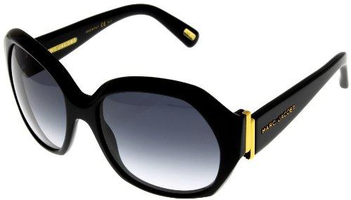 Marc Jacobs Sunglasses Women Mj302 807Jj Black Square