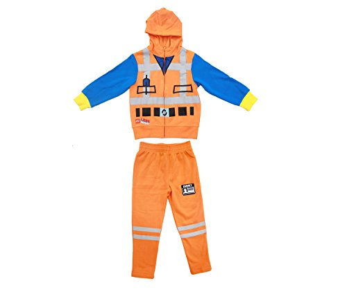 Lego Movie Emmet Orange Boys Costume Idea for Halloween