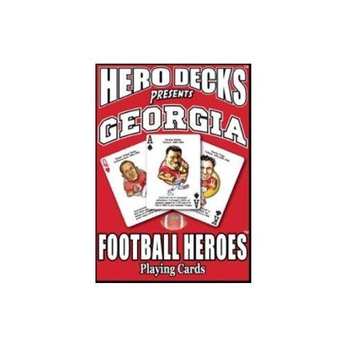 Cards, Univ of Georgia - 1