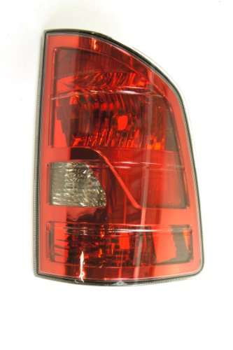 Genuine Honda Parts 33551-SJC-A11 Driver Side Taillight Lens/Housing (Genuine Honda Auto Parts compare prices)