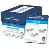 Hammermill Tidal MP, 20, lb 8 1/2 x 11 Inch, 92 Bright, 5000 Sheets/10 Ream Case (162008C)
